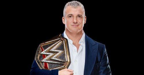 शेन बतौर WWE चैंपियन