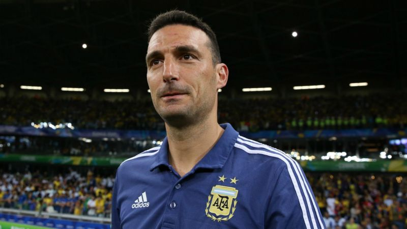 Lionel Scaloni - cropped