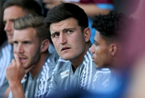 Harry Maguire wants to follow in the footsteps of his idols at Old Trafford