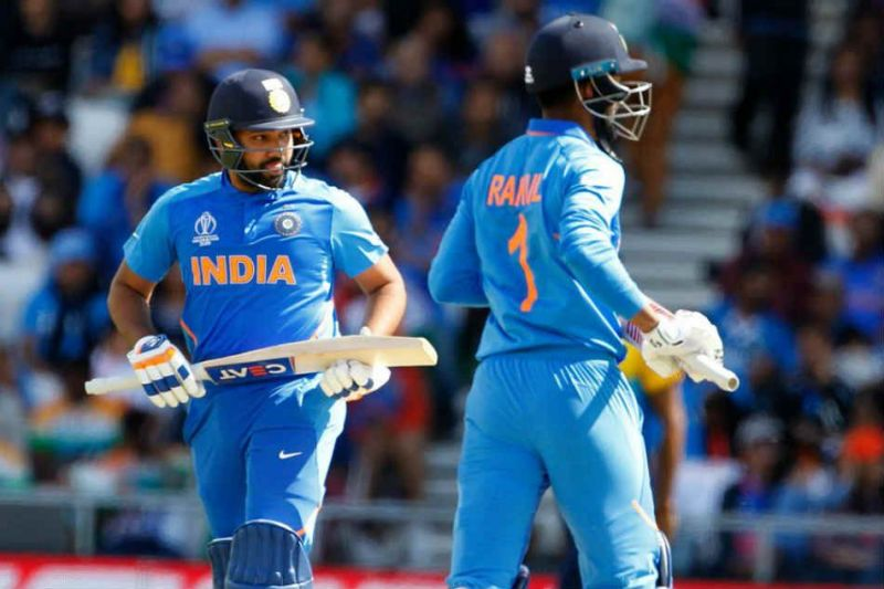 The impressive form of the openers will be the biggest positive for India.