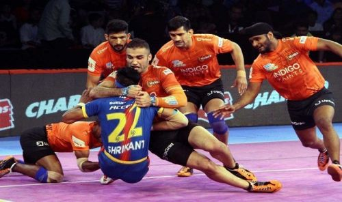 Many foreign Kabaddi players have made a huge name in India ever since the commencement of PKL