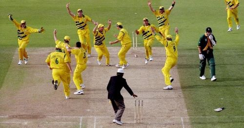1999 Australia - South Africa was one of the finest ODI games