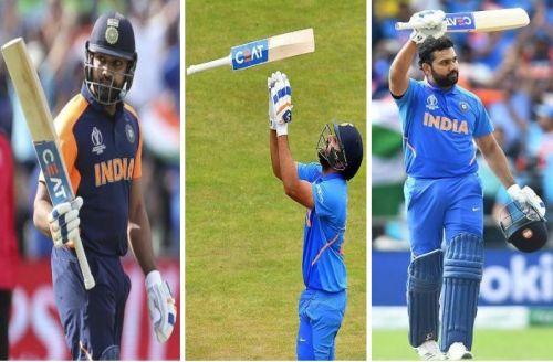 Rohit Sharma scored 3 consecutive hundreds against England, Bangladesh and Sri Lanka