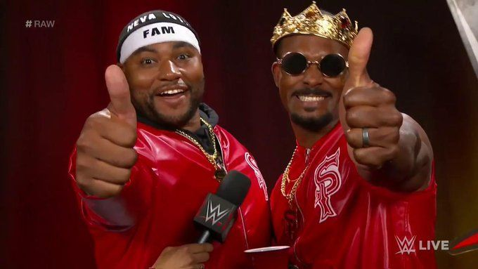 The Street Profits are now on Monday Night Raw!