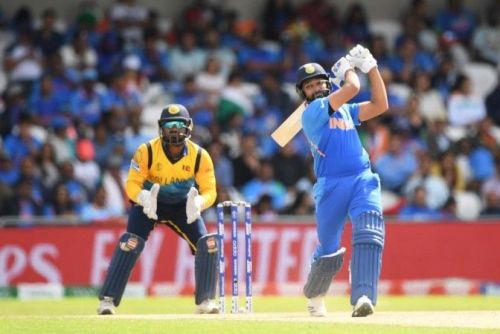 Rohit was excellent with the bat in World Cup 2019