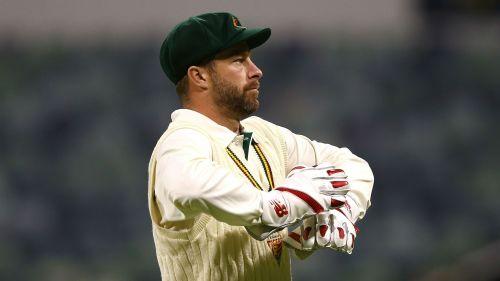 Australia wicketkeeper-batsman Matthew Wade