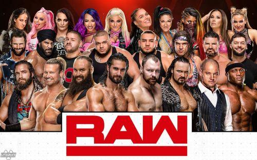 रॉ में 13 बार के WWE चैंपियन ने वापसी की