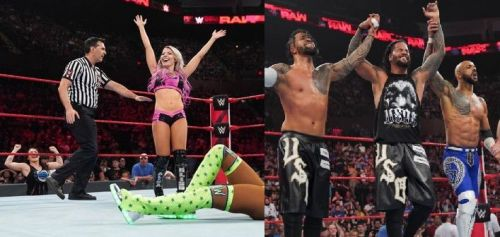 There were a number of interesting botches this week on Raw