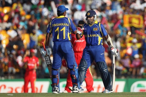 Sri Lanka v Canada: Group A - 2011 ICC World Cup
