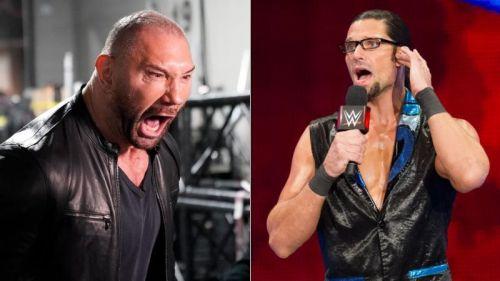 पूर्व WWE सुपरस्टार बतिस्ता
