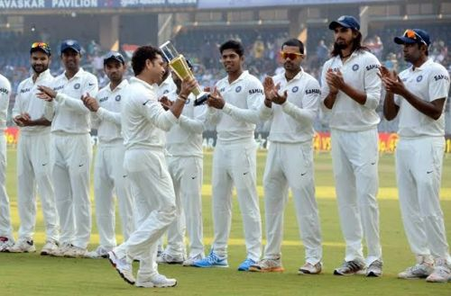 Sachin Tendulkar Emotional Moment's