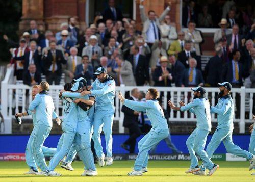 इंग्लैंड ने रचा इतिहास और पहली बार जीता खिताब