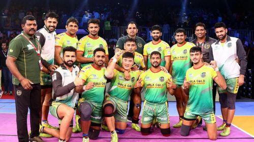 Patna Pirates are three times champions of PKL.
