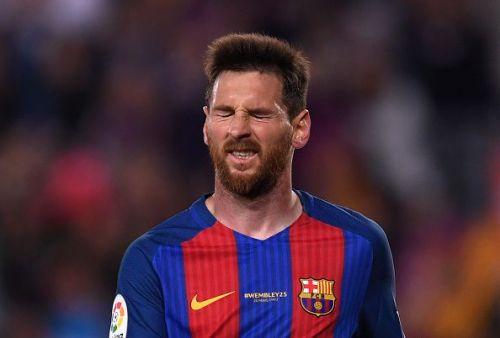 Huge setback for Barcelona