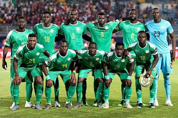 Senegal brushed Kenya aside to ensure qualification