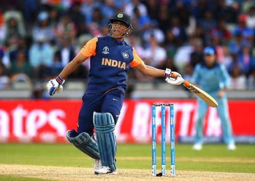 India suffered their first defeat of World Cup 2019 on Sunday