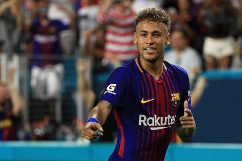 Neymar might be on his way back to the Camp Nou.