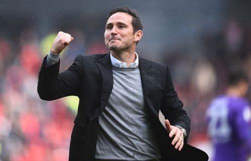 Frank Lampard is Chelsea's new head coach