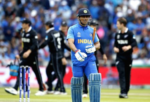 MS Dhoni might have played his last ODI for India