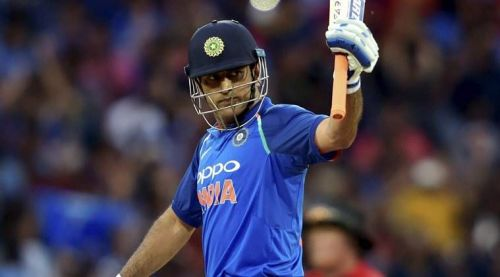 MS Dhoni will go down as one of the greatest finishers in ODI cricket