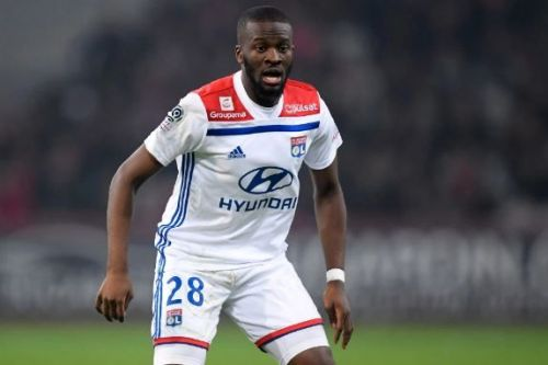 Tanguy Ndombele joined Spurs for a club record €60 million