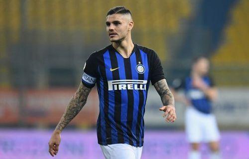 Mauro Icardi could play for Juventus next season