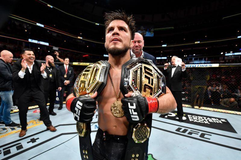 UFC Flyweight Champion