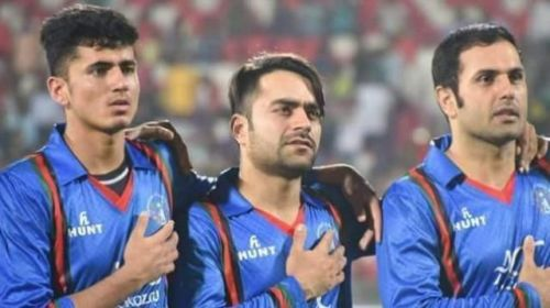 The spin trio did their best to keep Afghanistan competitive in this World Cup