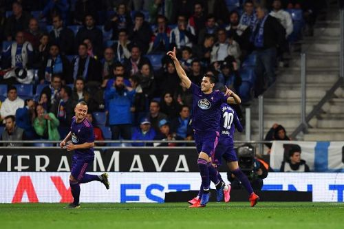 Maxi Gomez was the second highest goal scorer for Celta Vigo last season