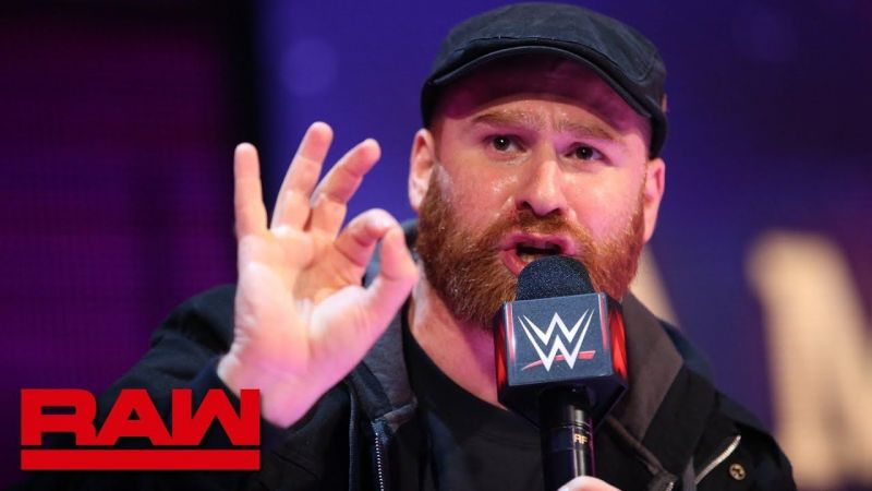 Sami Zayn has been absent from TV since the SmackDown following Stomping Grounds.