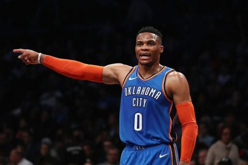 Russell Westbrook could be traded by the Oklahoma City Thunder following the exit of Paul George