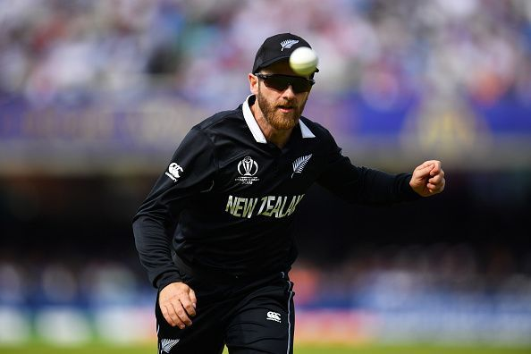 Kane Williamson: dignified, even in defeat