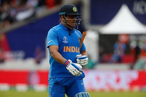 2019 ICC Cricket World Cup Semi-final India v New Zealand Jul 10th
