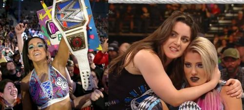 Who will leave Extreme Rules as the SmackDown Women's Champion?