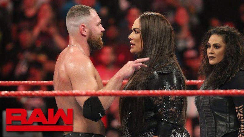 Nia Jax talks reason why match with Dean Ambrose didnt