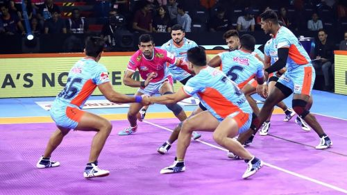 The Bengal Warriors will be keen to pile pressure on the Puneri Paltan