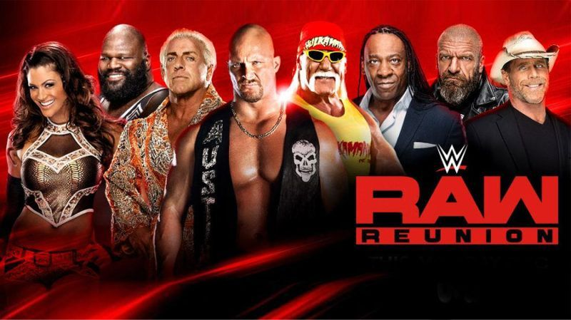 Resultado de imagem para Raw reunion