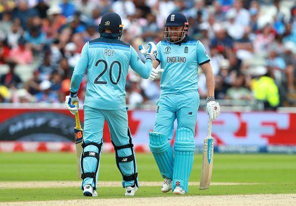 इंग्लैंड ने 1992 के बाद पहली बार फाइनल में प्रवेश किया