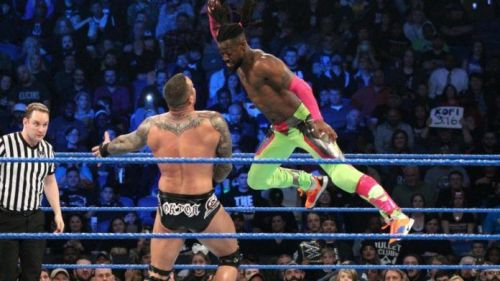 Kofi and Randy have been rivals for more than 10 years