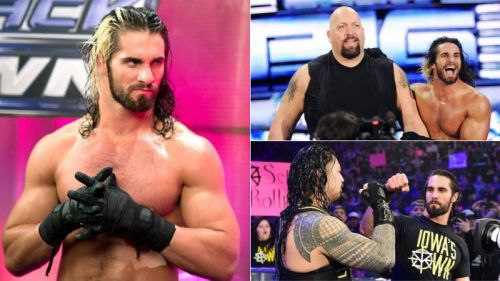 Seth Rollins has worked alongside lots of different allies in WWE