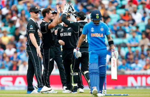 New Zealand defeated India in the Warm-up game