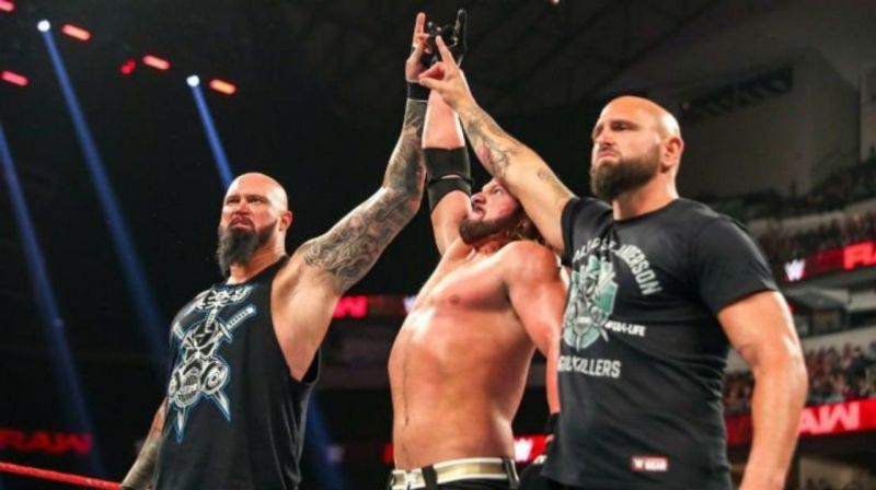 Who will step up to The Club on Raw?