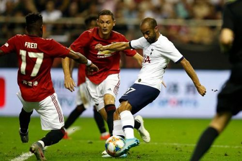 United beat Spurs in a tightly-contested encounter