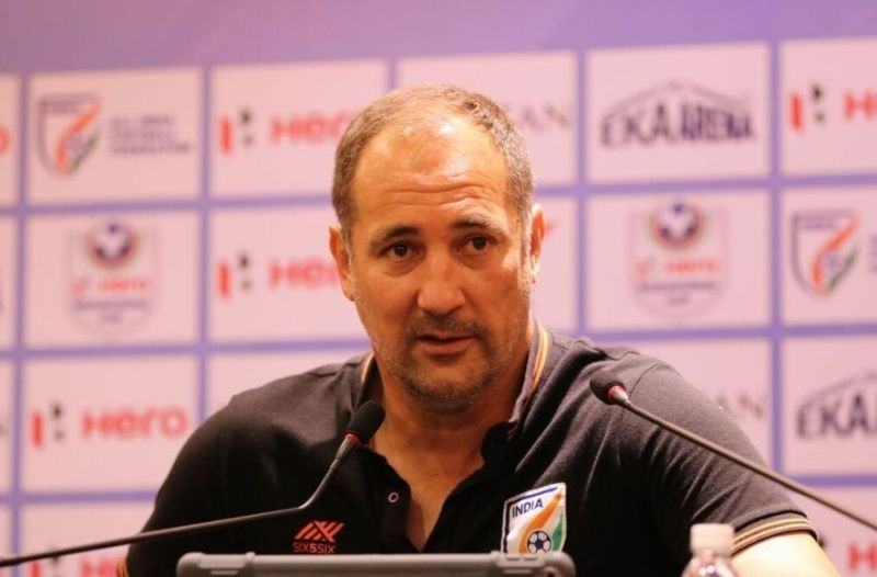 Igor Stimac said he has names of around 7 to 8 Indian origin players who have expressed their interest to play for India