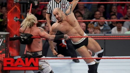 Fans have been campaigning for a main event push for Cesaro for years.