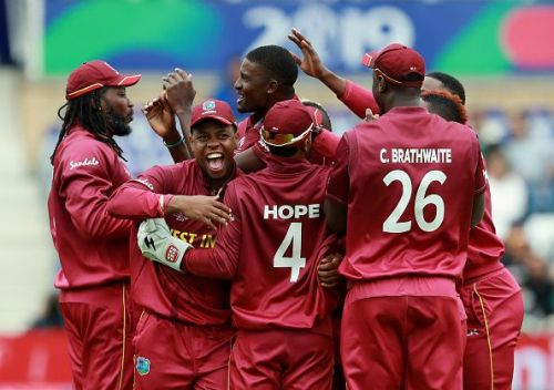 West Indies have only defeated Pakistan in ICC Cricket World Cup 2019