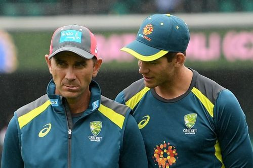 Justin Langer, part of the last Australian team to win the Ashes on English shores will look to break the jinx