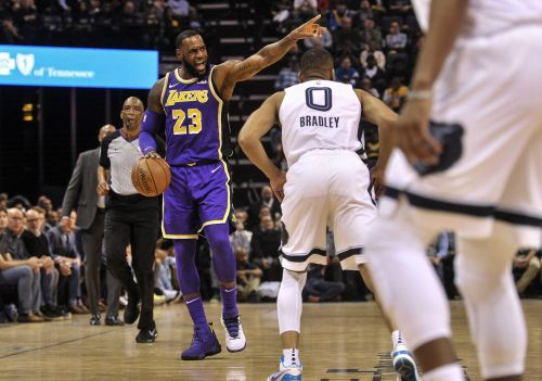 What does LeBron James have to offer to the Lakers while occupying the point guard role?
