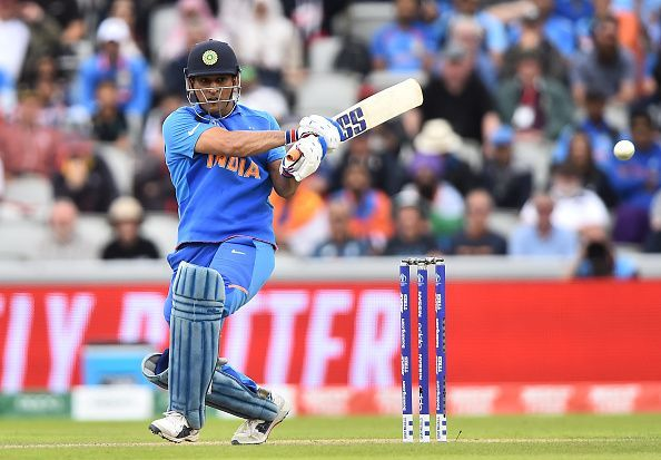 MS Dhoni fell agonisingly short of the finish line against New Zealand