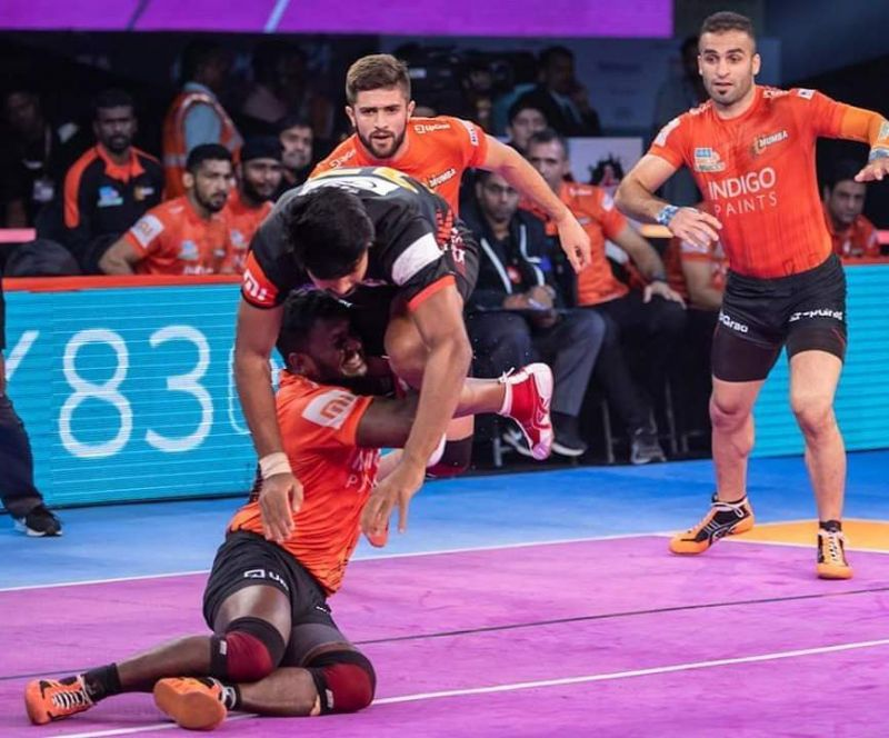 U Mumba have a very strong defense this year